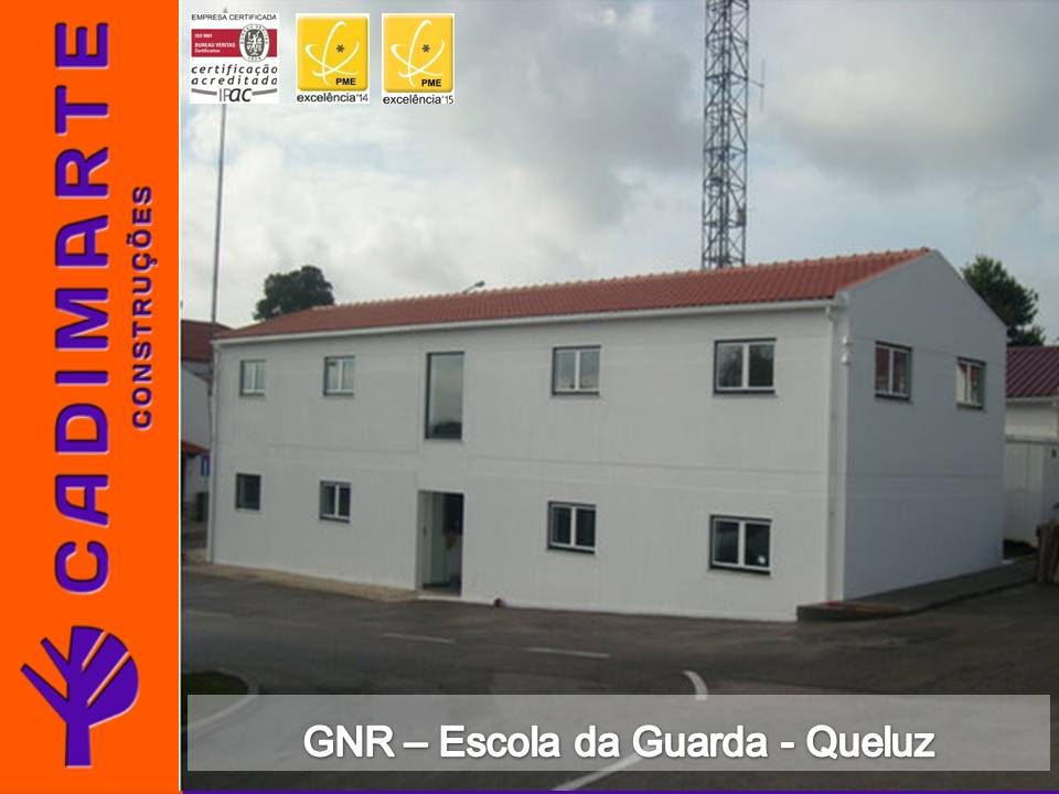 GNR – Escola da Guarda - Queluz